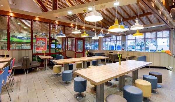 McDonalds Brandenburg West - unsere Restaurants