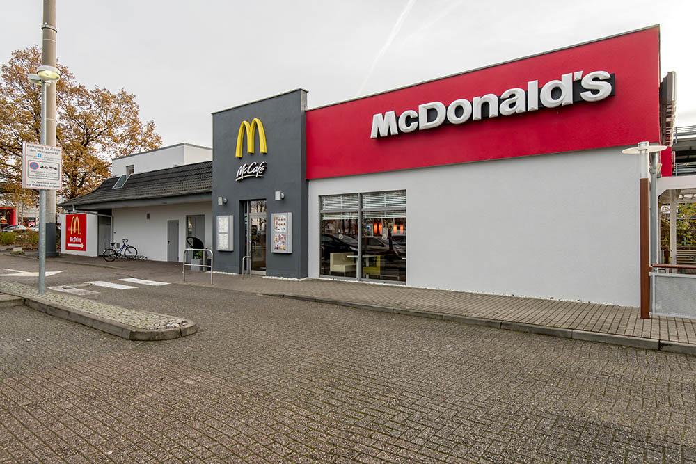 Mcdonalds Brandenburg